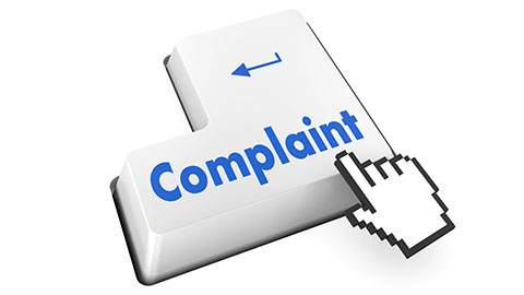 File a code enforcement complaint.